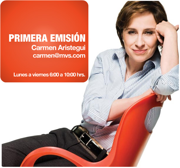 Carmen Aristegui Fernández