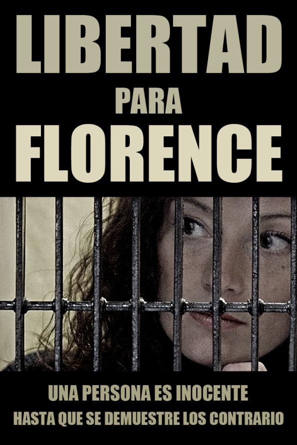 Libertad para Florence Cassez